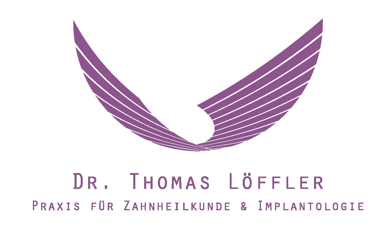 Praxis für Zahnheilkunde und Implantologie Dr. Thomas Löffler Logo